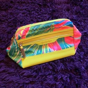 Lilly Pulitzer Travel Dopp Cosmetic Bag 💛